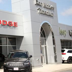Don White's Timonium Car Dealership